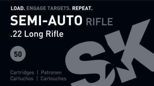 SEMI-AUTO RIFLE